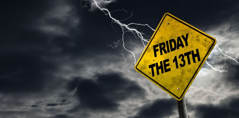 Friday the 13th is NOT Unlucky